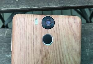Ulefone Power fotoaparát