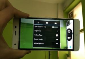 Ulefone Power recenze fotoaparát