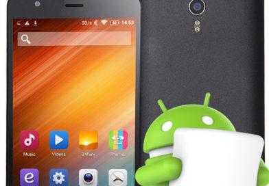 JiaYu S3 bude mít Android 6.0