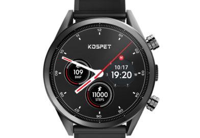 Kospet Hope: první hodinky s 3GB RAM a 32 GB ROM