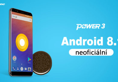 Android 8.1 pro Ulefone Power 3